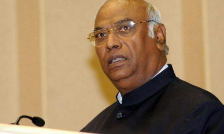 Mallikarjun Kharge, Participate, Lokpal, Meeting