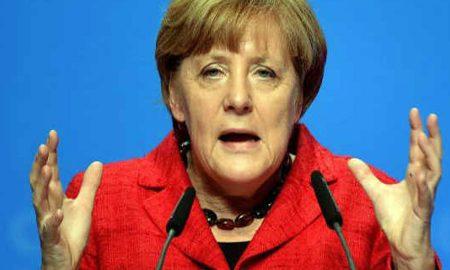 Merkel, Expresses, Willingness, Solve, EU Issues