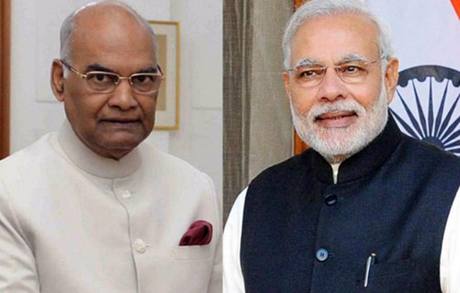 कोविंद, मोदी ने उगादि, गुड़ी पड़वा, नवरात्रि की दी बधाई - Sach Kahoon | Best Online Hindi News
