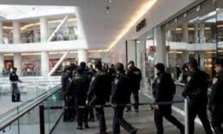 Spanish, Businessman, Killed, Mexico City, Central Mall