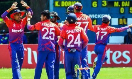 Nepal Cricket, One Day Spot, Sports