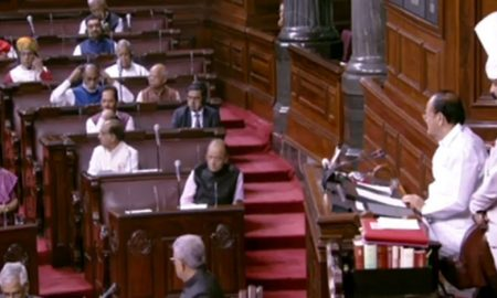 Parliament, Adjourned, SPL Category, Andhra