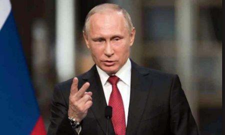 Vladimir Putin, Russian, President