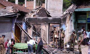 Sri Lankan, President, Nationwide, Emergency