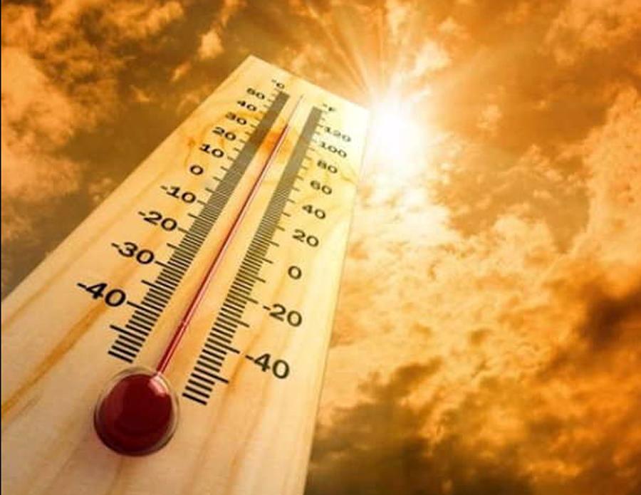 Rajasthan, Mercury Hit, Temperature