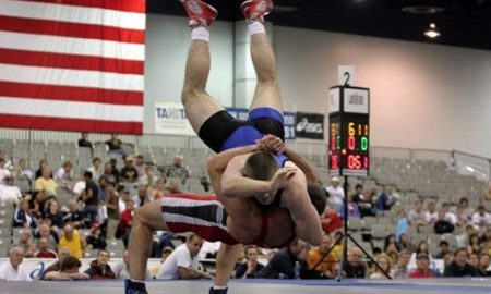 Red Card, Wrestling, Sports