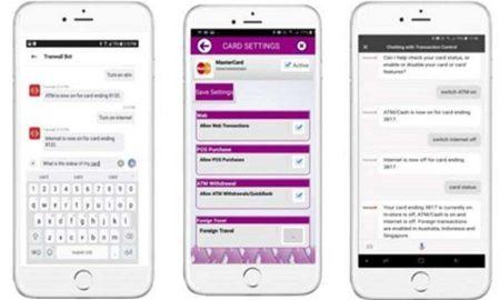 Credit Card, Mobile App