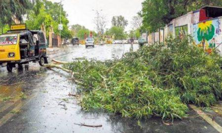 Thunderstorm, Jharkhand, Bihar, Uttar Pradesh, High Alert