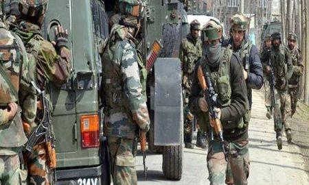 Jammu Kashmir, Jawan, Martyred, Terrorist Attack