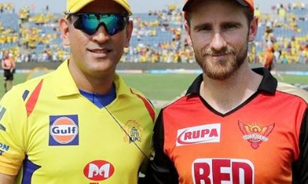IPL -2018 in Chennai-Hyderabad, Sports