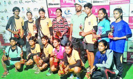 Shah Satnam Ji Girls School, Sri Gurusar Modia, Won, Gold Medal