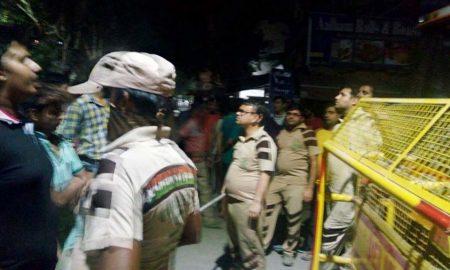 Fire, Rubber, Dera Followers, Shah Satnam Ji Green S Welfare Force