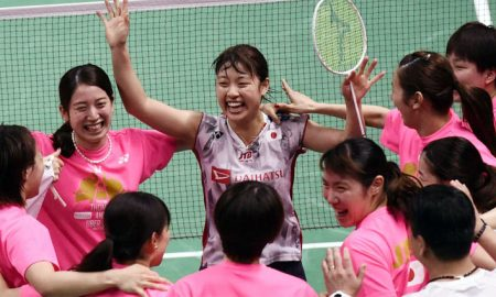 Japan, won, 37 Years, Uber Cup, Sports
