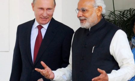 Modi, Putin