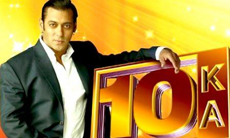 Bollywood, Actor, Salman, Khan, 150 Million, Dus Ka Dum Show
