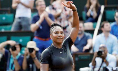 French Open, Serena's, Bursting Start, Sports