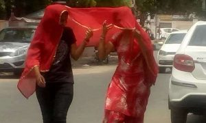 Temperature, Haryana, Summer