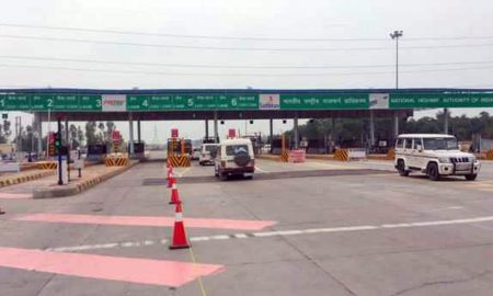 Police Deploys, Toll Plaza, Haryana