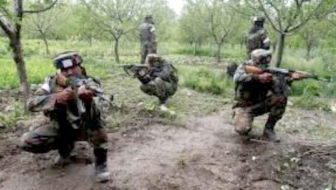 Two, militant, heaps,Encounter