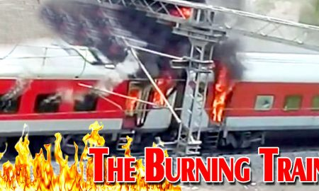 Burning Train, Andra Experss