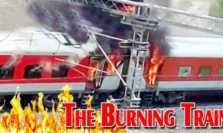 Burning Train, Andra Experss