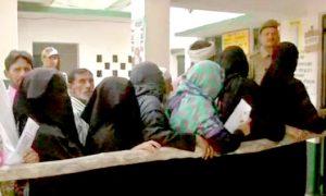 Polling, Karaana, Lok Sabha , Noorpur, Assembly, Election