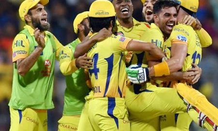 Chennai Win, Ipl final, Sports