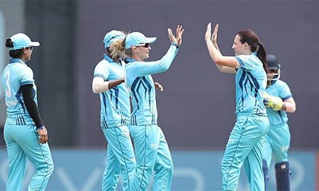 Woman IPL, Game, Two wicket, down,  supernova, sports