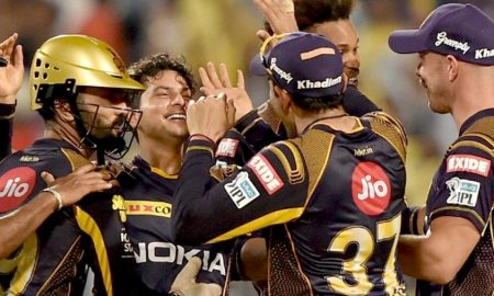 IPLEliminator,  KKR, WIN, HomeGround, RajsthanRoyal, Sports