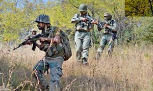 Srinagar, Jammu, Kupwara, Intrusion,  IndianArmy, Terrorists, Ditch, Mat