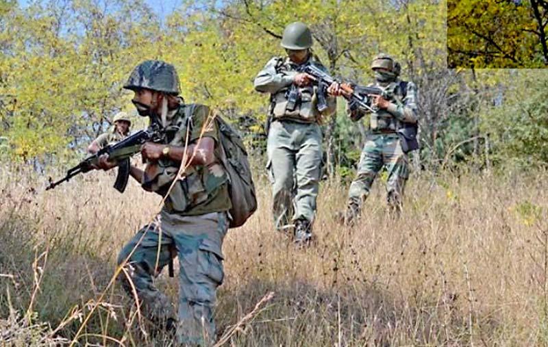 Srinagar, Jammu, Kupwara, Intrusion, IndianArmy, Terrorists, Ditch, Mat