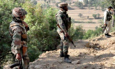 Pakistan, Firing, Mortar