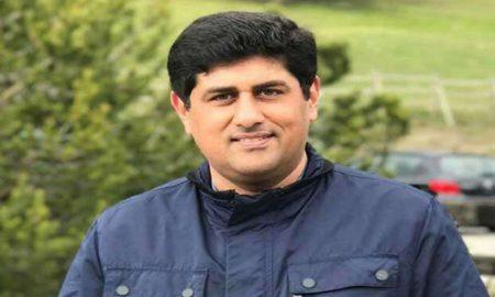 Janardhan Dwivedi's, Detained , Custody