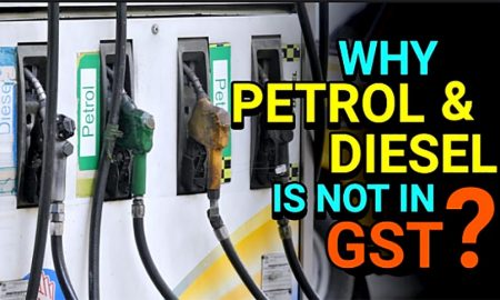 Reason, Petrol, Diesel, Price, GST