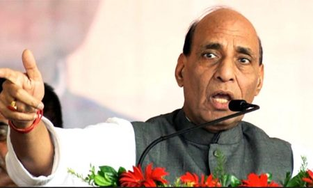 Rajnath, Pakistan, Ready,  Strong, Reply, Minister, Home, Affairs,  India