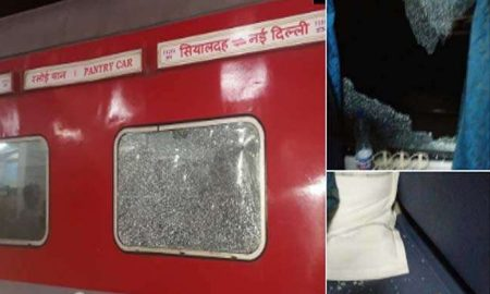 Gaya, Bihar, Unidentified, Sealdah Rajdhani Express, Manpur Junction