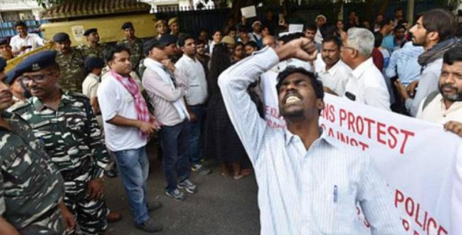 Tamilnadu, Protest, Plant, Emploie,