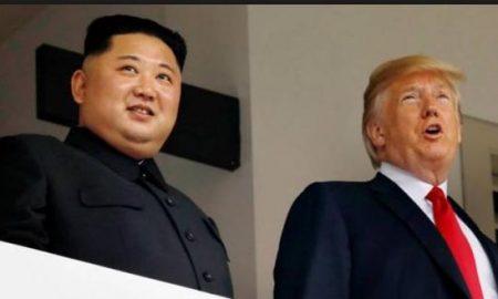 50-Minute, Meeting, Kim-Trump