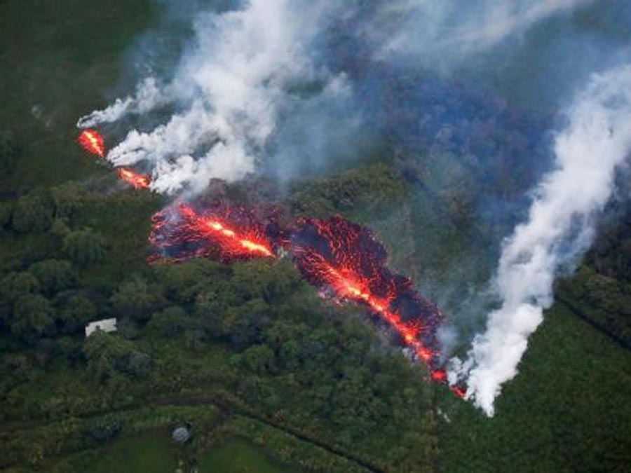 Volcanic, Eruption, Guatemala, Seven, Deaths