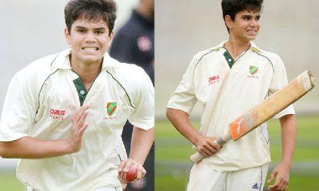 Arjun Tendulkar, India, Cricket, Under-19, Sports