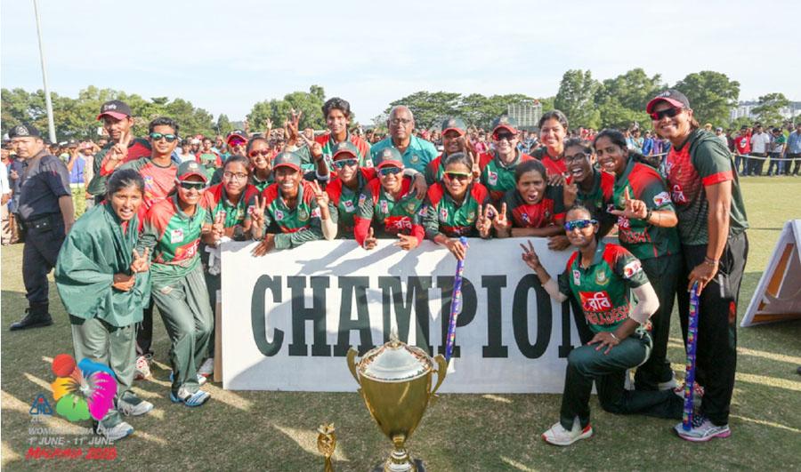 India, Women, Asia-Cup, Cricket, Bangladesh, Sports