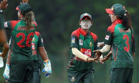 Bangladesh, Woman, Beat, India, Cricket, Sports
