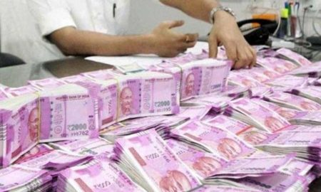 Black Money, Political Parties