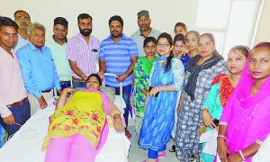 Blood Donation, Camp, Fazilka