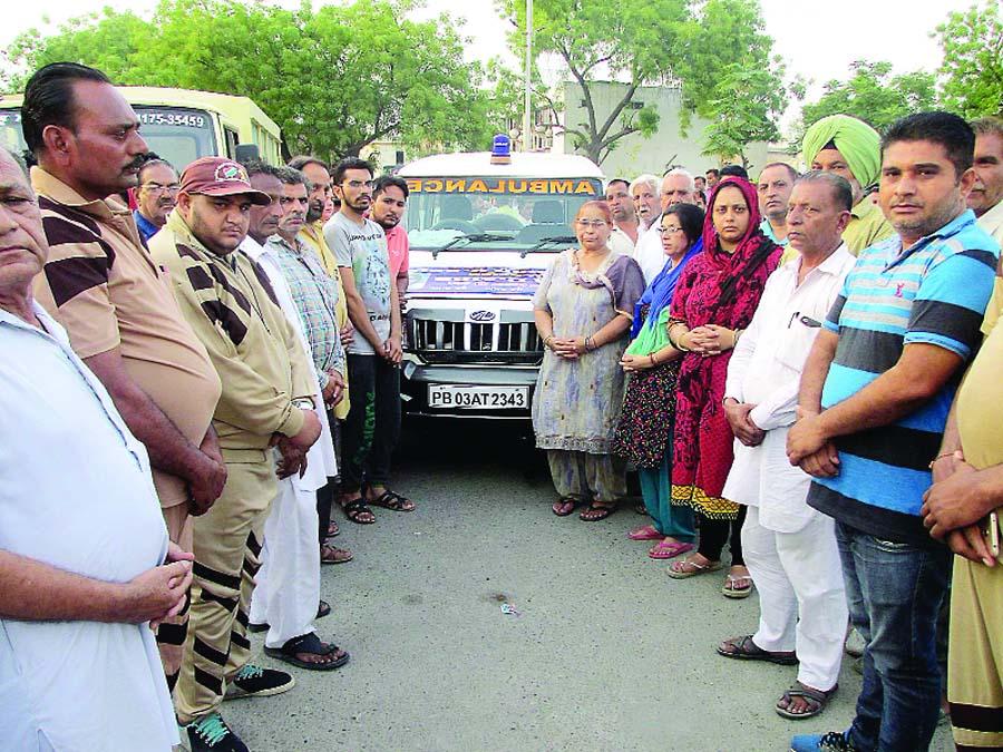 Bhagwan Devi, Body Donate, Medical Research, Welfare Works, Dera Sacha Sauda