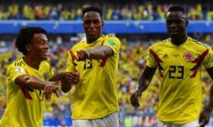 Out, Senegal, Colombia, Knockout