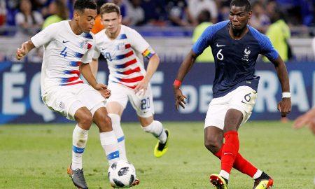 France, America, Draw, Football, Goal, Sports