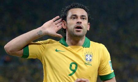 Brazilian, Midfielder, Fred, Injured, World Cup