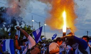 Nicaragua Crisis, Conflict, Ceasefire, Violence