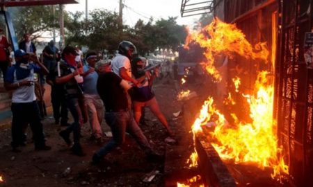 Killed, Nicaragua, Protests, Injured, Violence